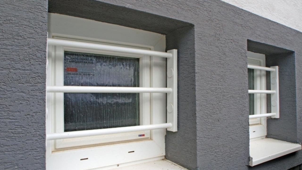 Jak vybrat bezpečnostní mříže do oken a dveří