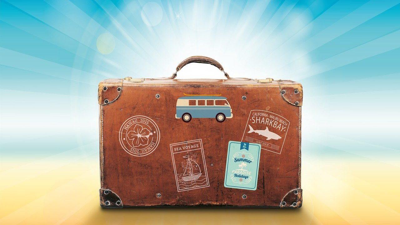 Co udělat před odjezdem na dovolenou