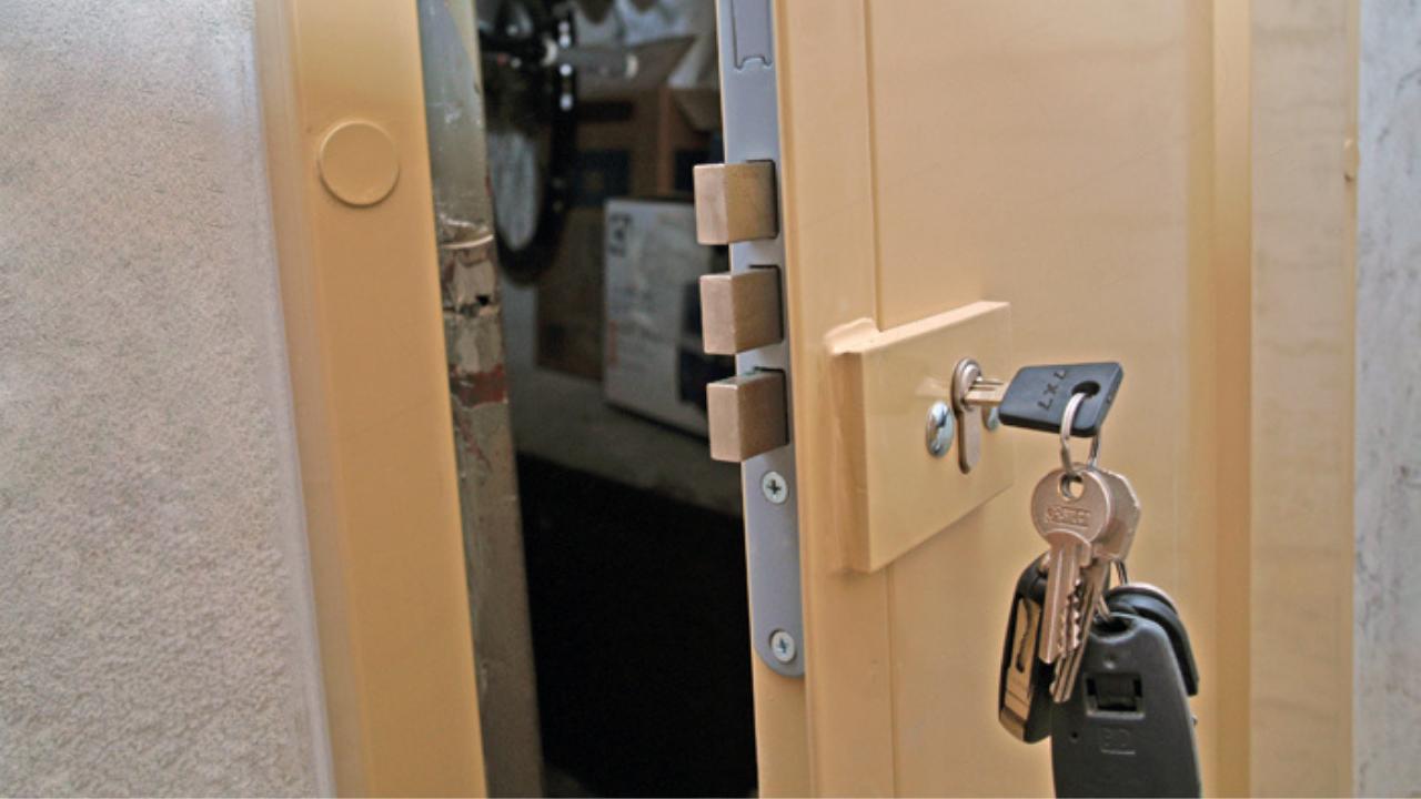 Zabezpečení společných prostor v bytových a panelových domech