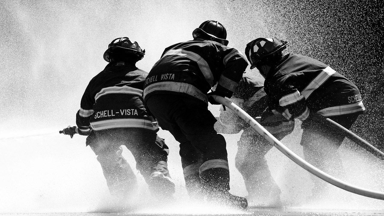 Co dělat proti požáru v bytě
